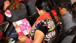 Sederec e Inmujeres unen esfuerzos para que mujeres indígenas CDMX ejerzan su derecho a la salud y a una vida libre de violencia