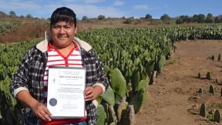 Sederec apoya proyectos con prácticas agroecológicas y técnicas amigables con el ambiente