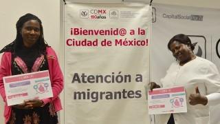 Con Bienvenido Migrante a la CDMX se garantizan derechos de este sector