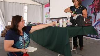 En la segunda Feria Consume Local CDMX se imparten talleres útiles para la población