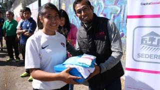 Jóvenes indígenas conmemoran el Día contra la Discriminación Racial