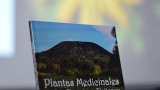 """Difunden beneficios de herbolaria, a través de la publicación """"Plantas Medicinales de San Francisco Tlaltenco, Tláhuac"""""""