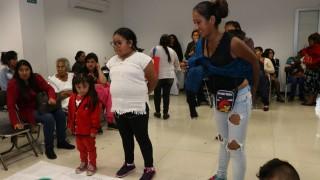 Participan en talleres de empoderamiento mujeres indígenas, migrantes y rurales