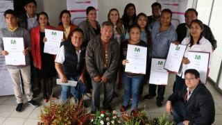 Prestadores de servicios turísticos de la CDMX recibieron Distintivo Moderniza