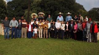 SEDEREC entrega recursos para proyectos culturales de pueblos originarios de la CDMX