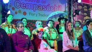 SEDEREC reúne en un solo lugar tradición, cultura y gastronomía en la feria de productores y festival de cempasúchil en reforma