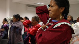 SEDEREC e INMUJERES lanzan spot en cuatro lenguas maternas para prevenir el cáncer de mama