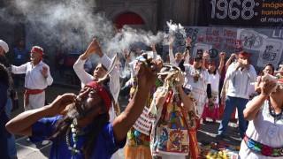 La Secretaría de Pueblos y Barrios Originarios y Comunidades Indígenas Residentes (SEPI) presenta diagnóstico inicial de la medicina tradicional en la Ciudad de México