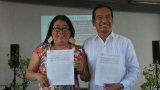 La SEPI y el INALI firman convenio de colaboración