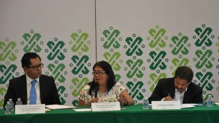 SEPI presenta avances de colaboración insterinstitucional para fomentar las artesanías, la educación intercultural y los derechos indígenas