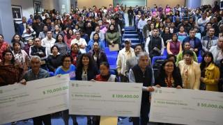SEPI entrega recursos para la creación de una radio comunitaria de la Ciudad de México, y para proyectos de comunidades indígenas y pueblos originarios