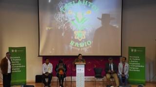Totlahtol Radio inicia transmisiones para dar voz a pueblos originarios y comunidades indígenas de la Ciudad de México