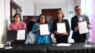 SEPI y SECTEI firman convenio de colaboración por la educación indígena e intercultural en la Ciudad de México