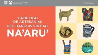 SEPI presenta catálogo virtual de artesanías indígenas