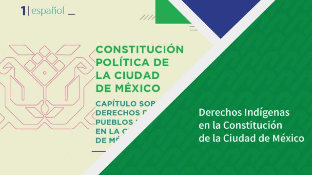 Derechos Indígenas en la Constitución de la Ciudad de México